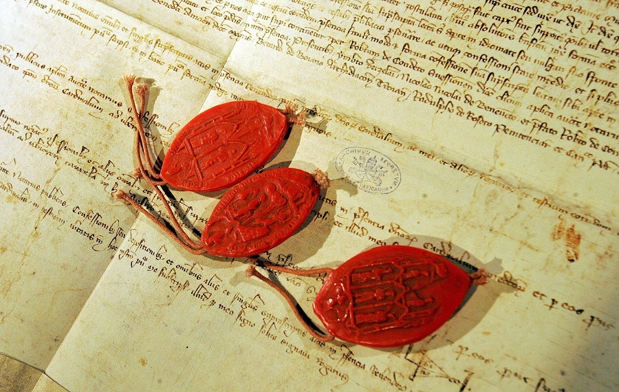 Vatican secret archives