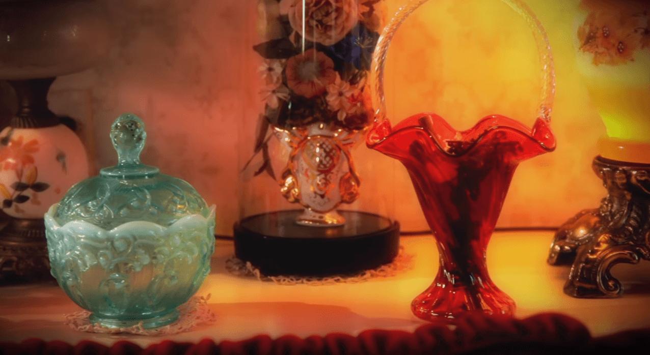 Walt Disney apartment antiques