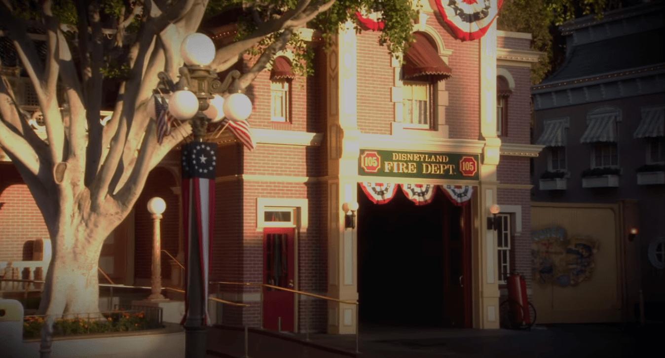Walt Disney apartment