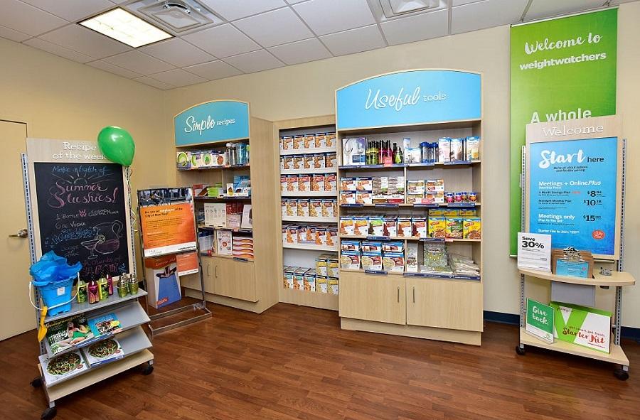 Weight Watchers store location