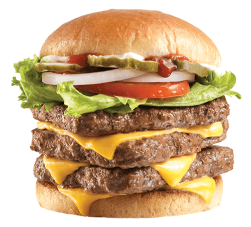 Absolute Unhealthiest Fast Food Burger