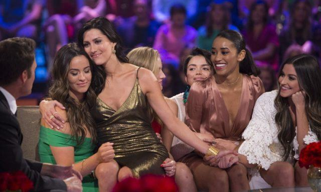 Seinne Fleming, Rebecca Kufrin, and more on 'After the Final Rose'.