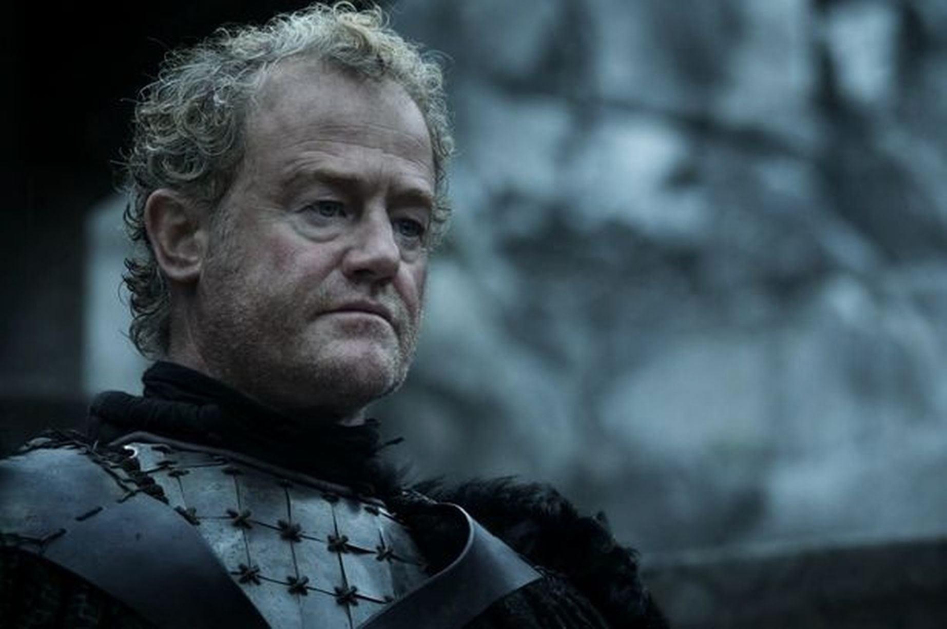 Alliser Thorne on Game of Thrones