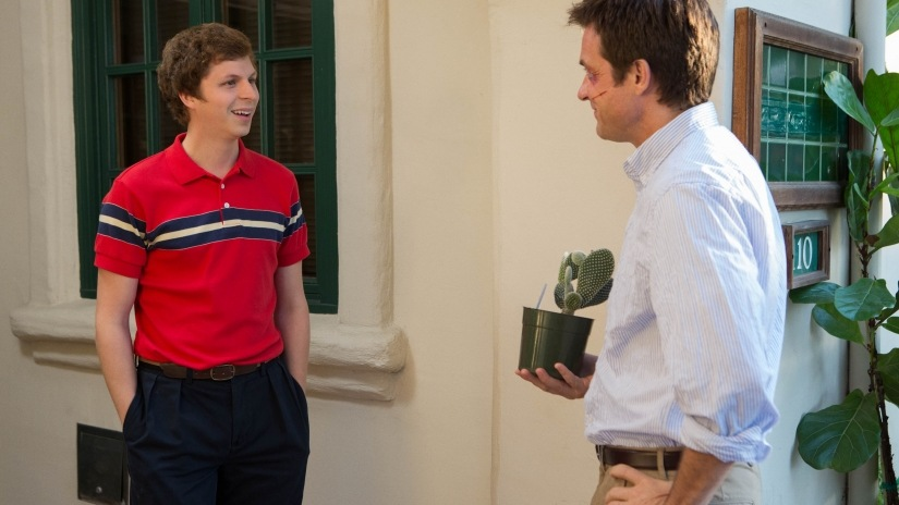 George Michael and Michael Bluth on Arrested Development Season 4