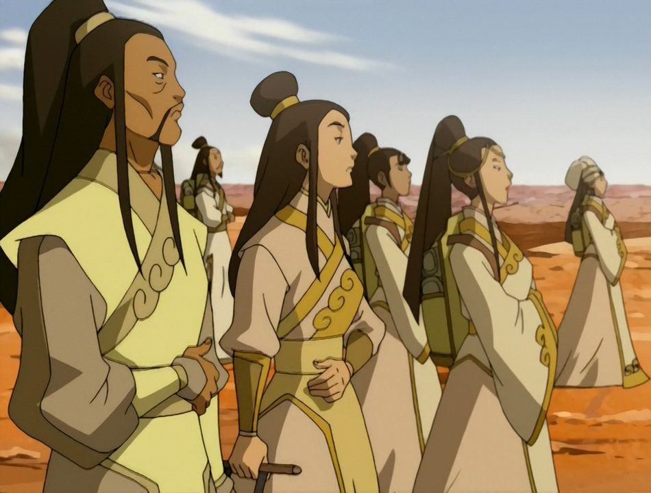 "Avatar: The Last Airbender ""The Great Divide"""