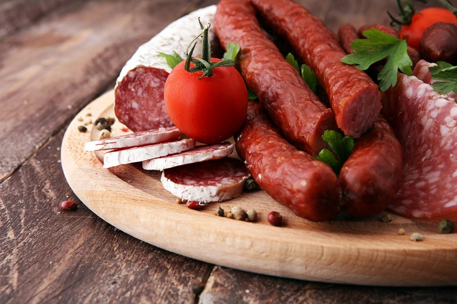 Becan and Sausages