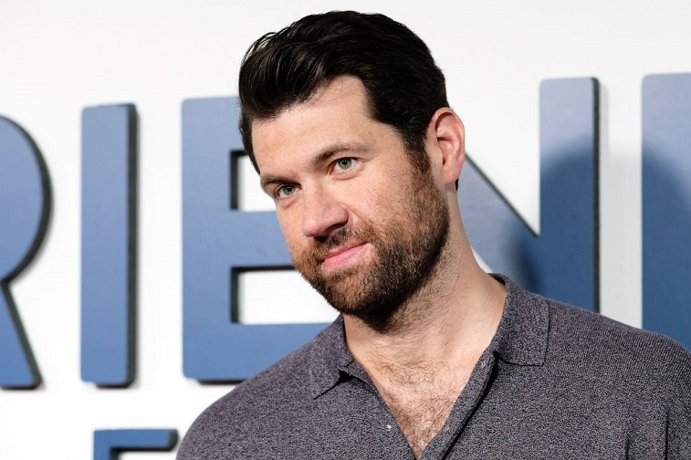 """Billy Eichner attends the """"Friends From College"""" New York premiere at AMC 34th Street on June 26, 2017 in New York City."""