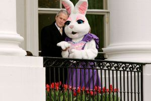 These Are All the Presidents Who Participated in the Easter Egg Roll, Including Donald Trump