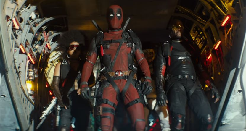 "Deadpool in ""Deadpool 2"""