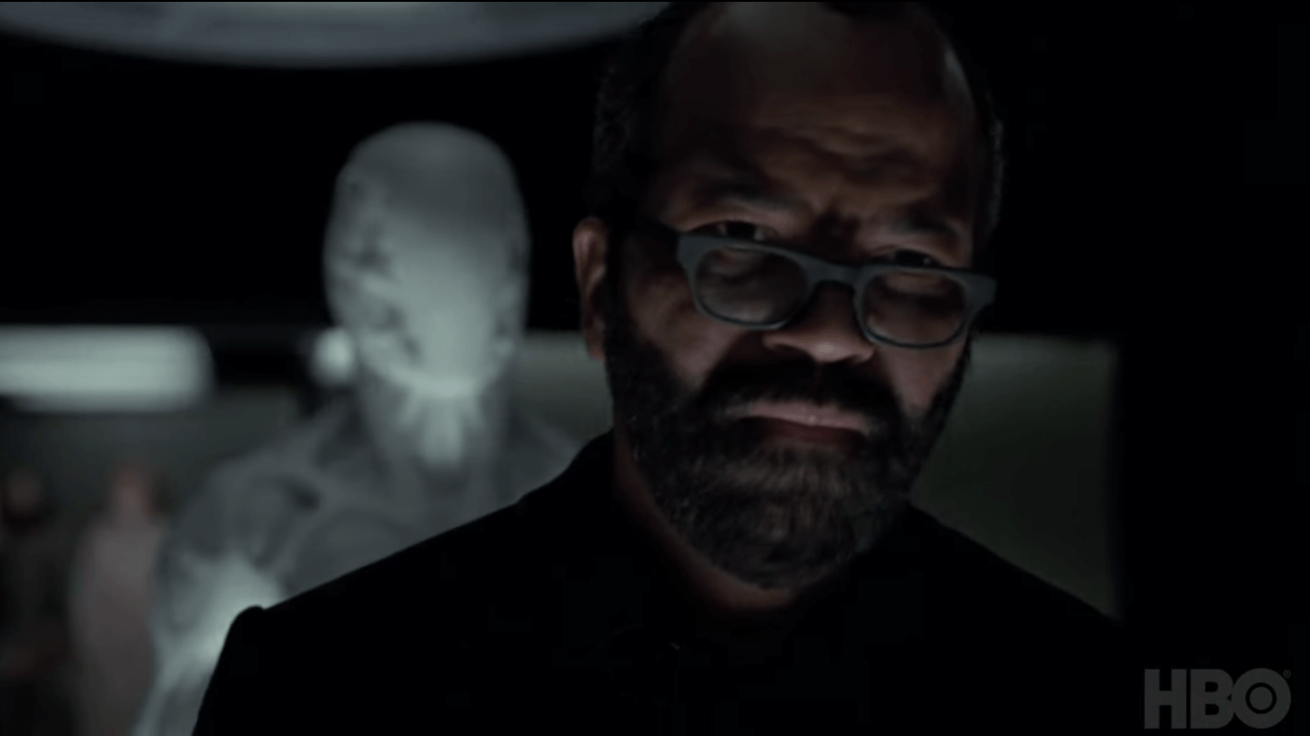 The creepy new drone hosts in Westworld Season 2