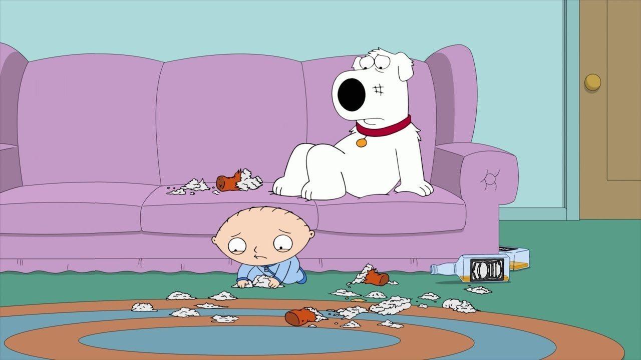 """Family Guy """"Road to Rupert"""""""