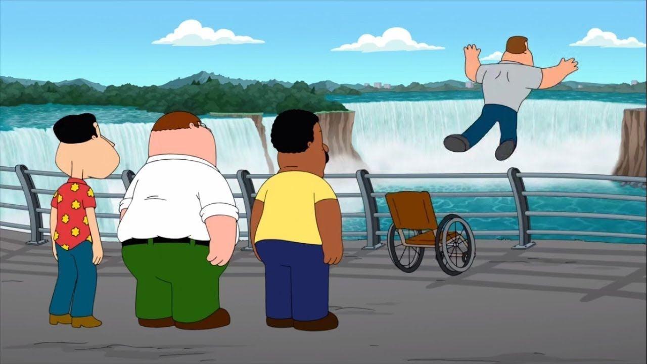 """Family Guy """"JOLO"""""""