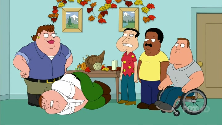"""Family Guy """"Peters Sister"""""""