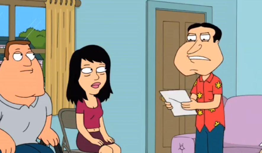 "Family Guy ""Screams of Silence: The Story of Brenda Q"""