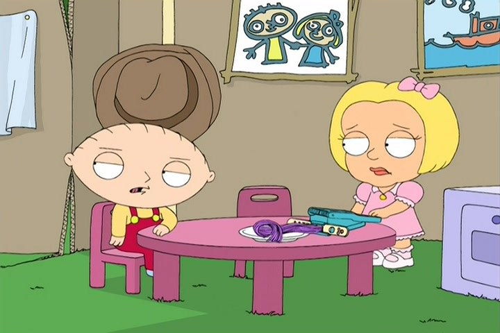 """Family Guy """"Chick Cancer"""""""