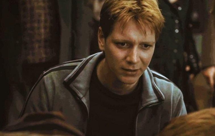 Fred Weasley in Harry Potter