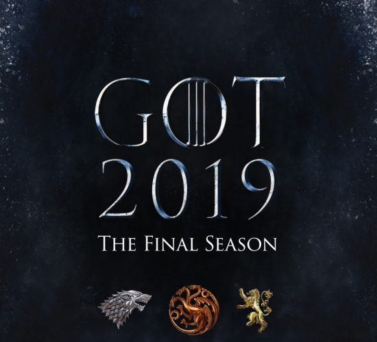 'Game of Thrones' season 9 poster.