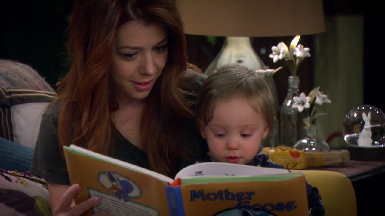 """How I Met Your Mother """"Bedtime Stories"""""""
