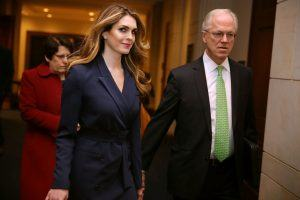 The 1 Thing Hope Hicks Did That Surprised Us All