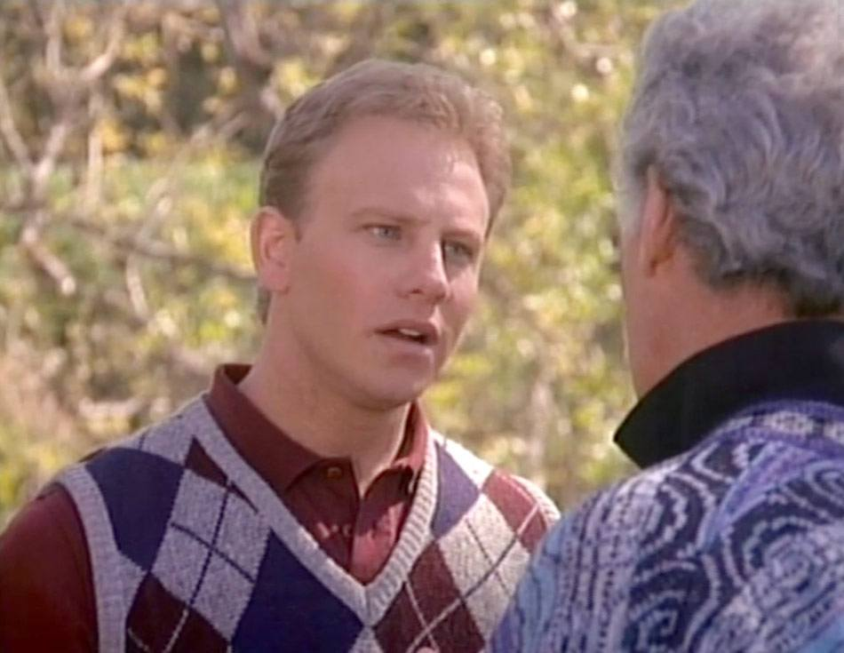 Ian Ziering on Beverly Hills, 90210