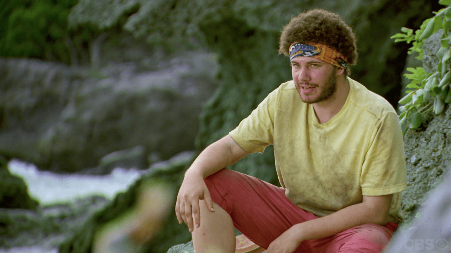 Jacob on Survivor