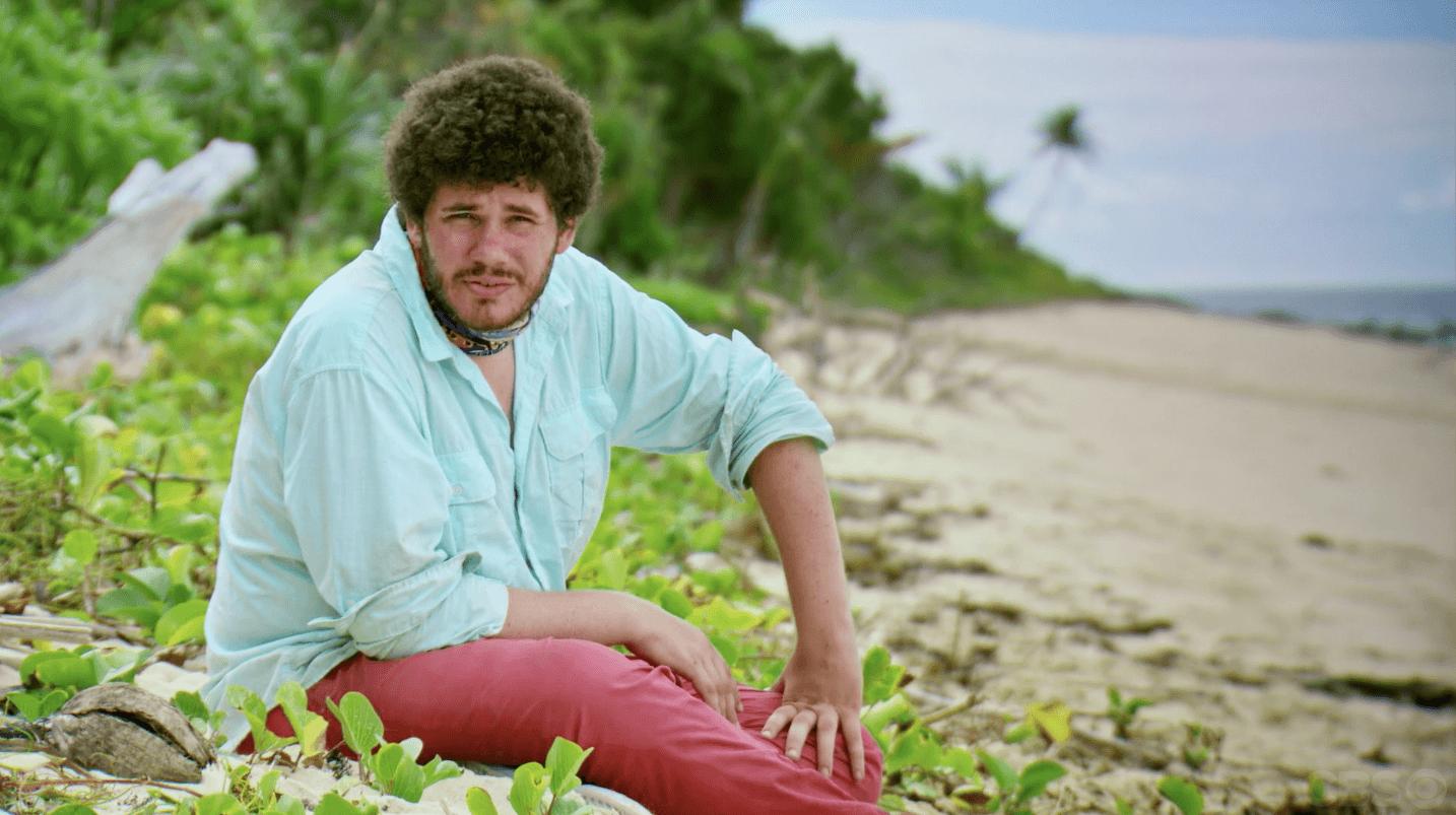Jacob Derwin on Survivor