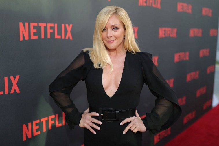 Actress Jane Krakowski attends Netflix's 'Unbreakable Kimmy Schmidt' for your consideration event red carpet at Saban Media Center on May 4, 2017 in North Hollywood, California