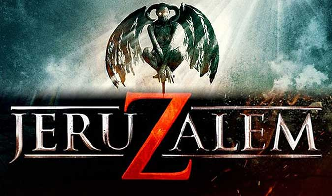 The cover of JeruZalem
