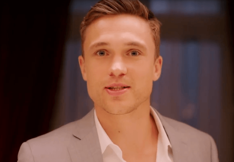 William Moseley as Prince Liam