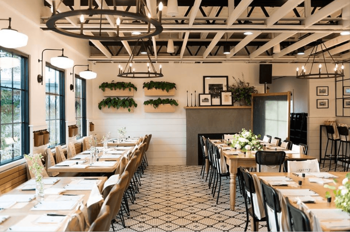 An Inside Look At Chip And Joanna Gaines Magnolia Table Menu - Magnolia table restaurant