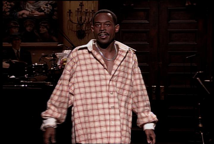 Martin Lawrence on Saturday Night Live