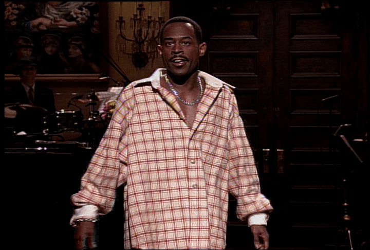 Martin Lawrence on Saturday Night Live