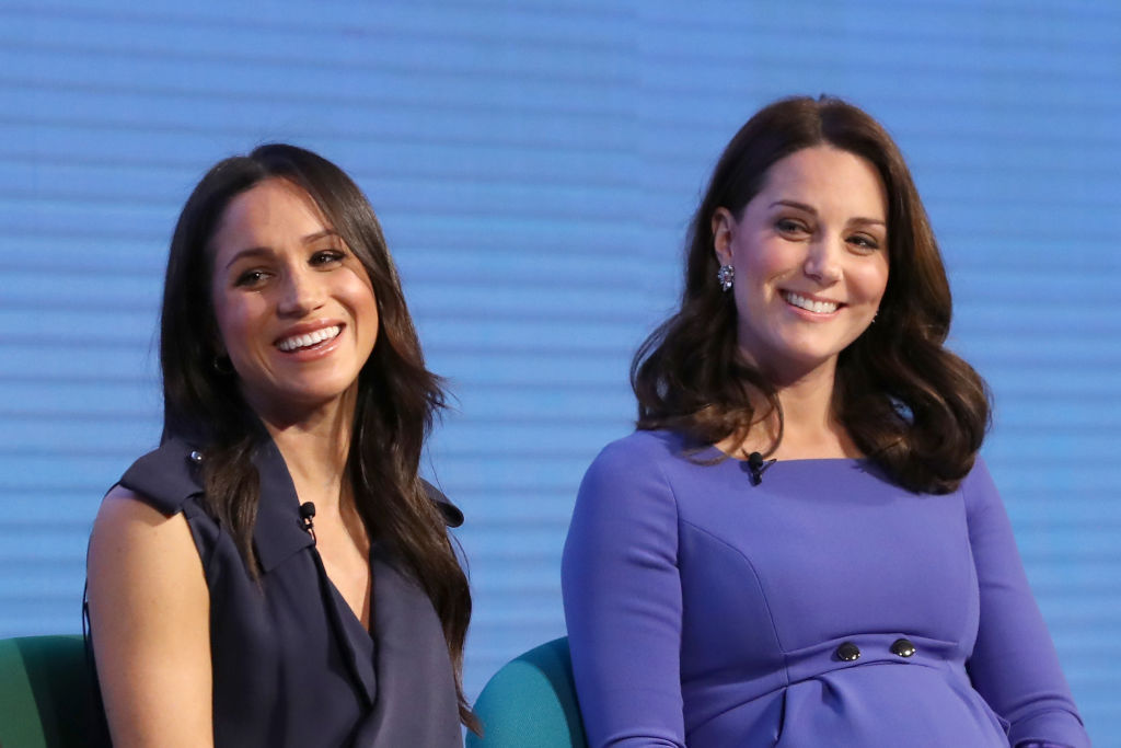 All the Ways Kate Middleton Is Helping Meghan Markle Adjust To Life As a Royal