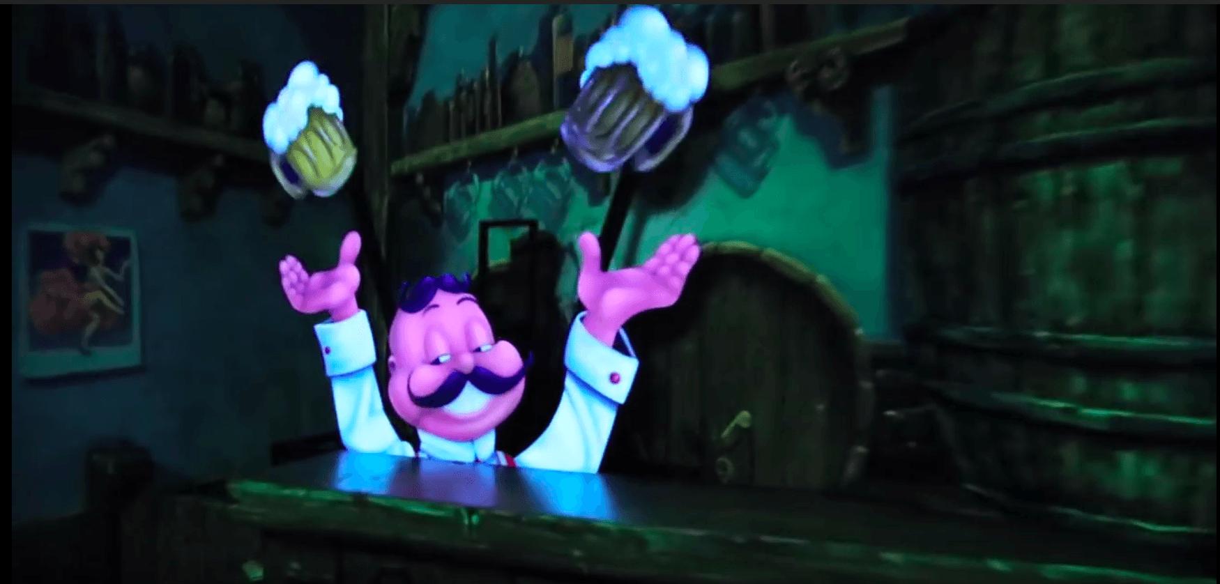 Mr. Toad's Wild Ride pub
