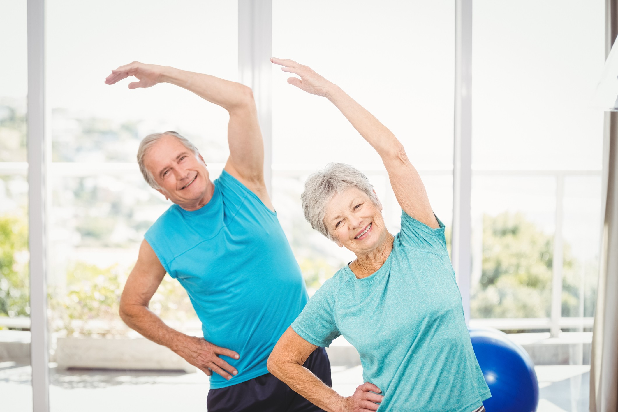 Older exercing
