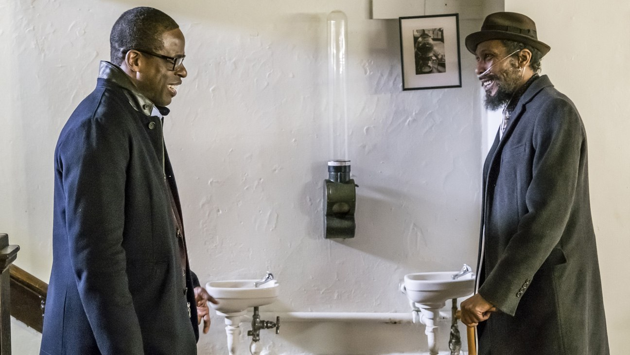 Randall and William on This Is Us