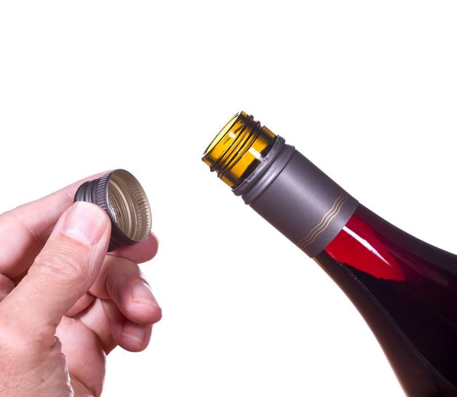 screw top wine