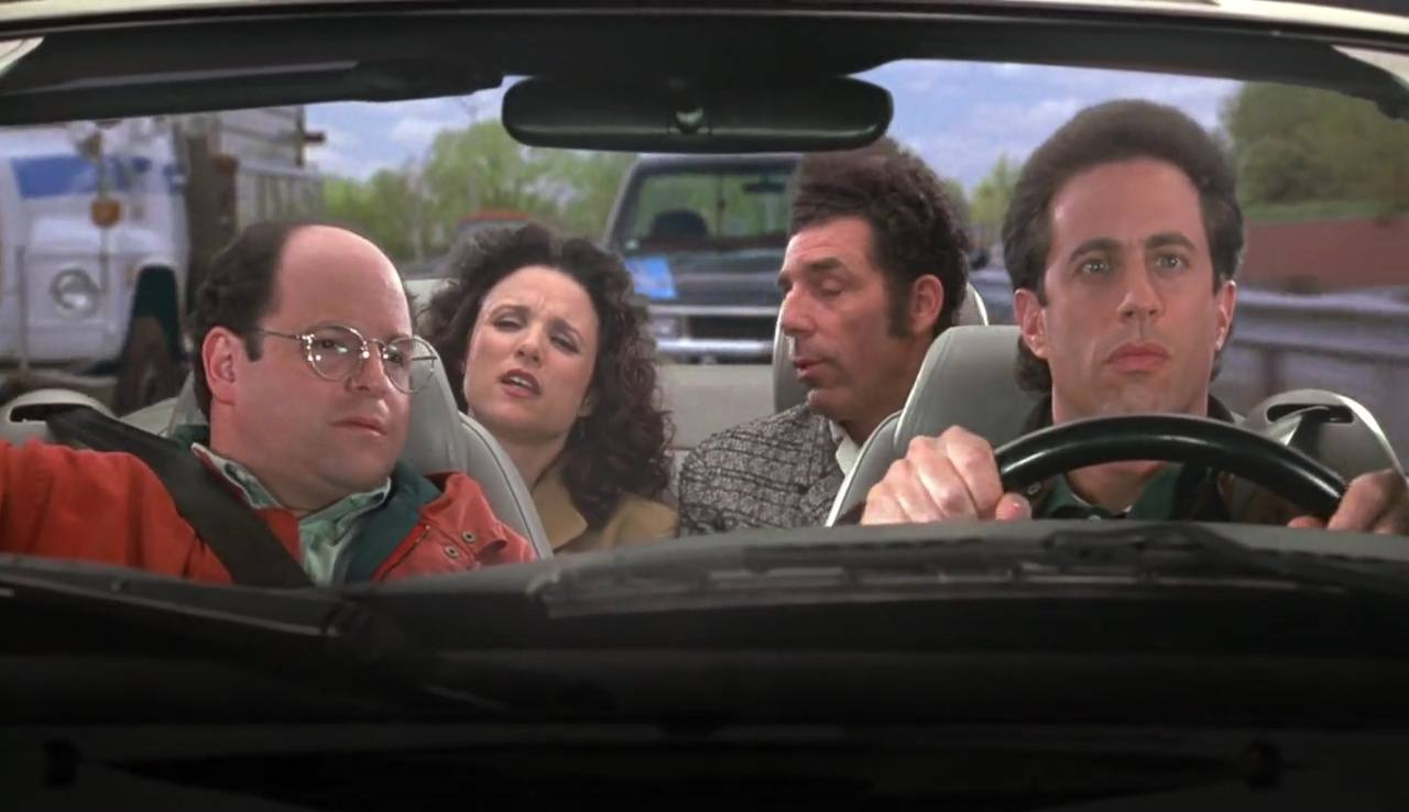 """Seinfeld """"The Puerto Rican Day"""""""