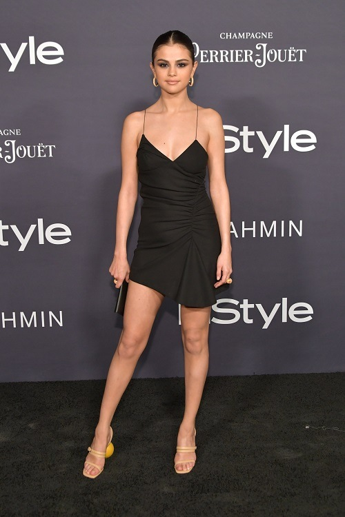 Selena Gomez attends the 3rd Annual InStyle Awards
