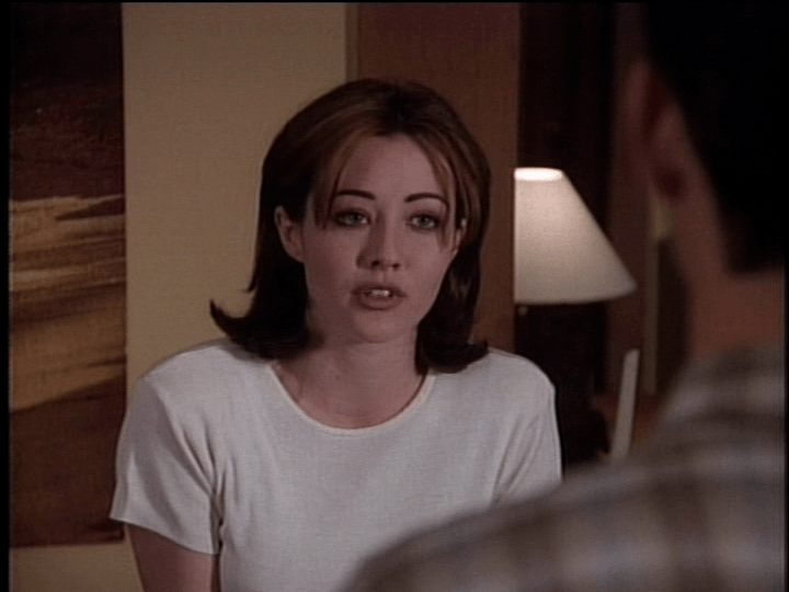 Shannen Doherty on Beverly Hills, 90210
