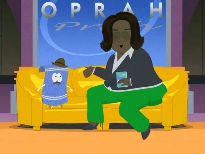 """South Park """"A Million Little Fibers"""""""