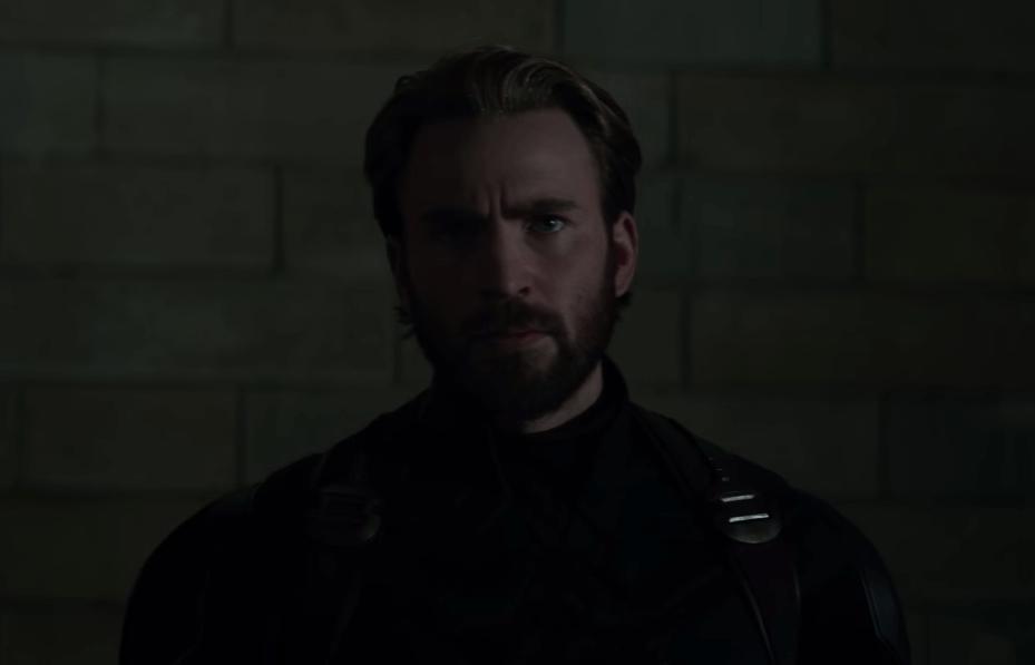 Steve Rogers in Avengers: Infinity War