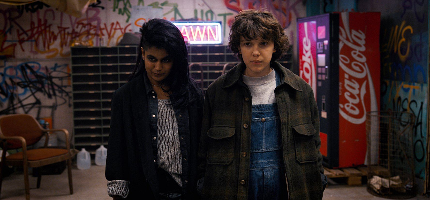 """Stranger Things """"The Lost Sister"""""""