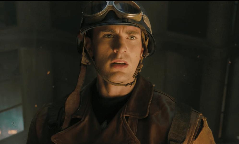 Steve Rogers in Captain America: The First Avenger