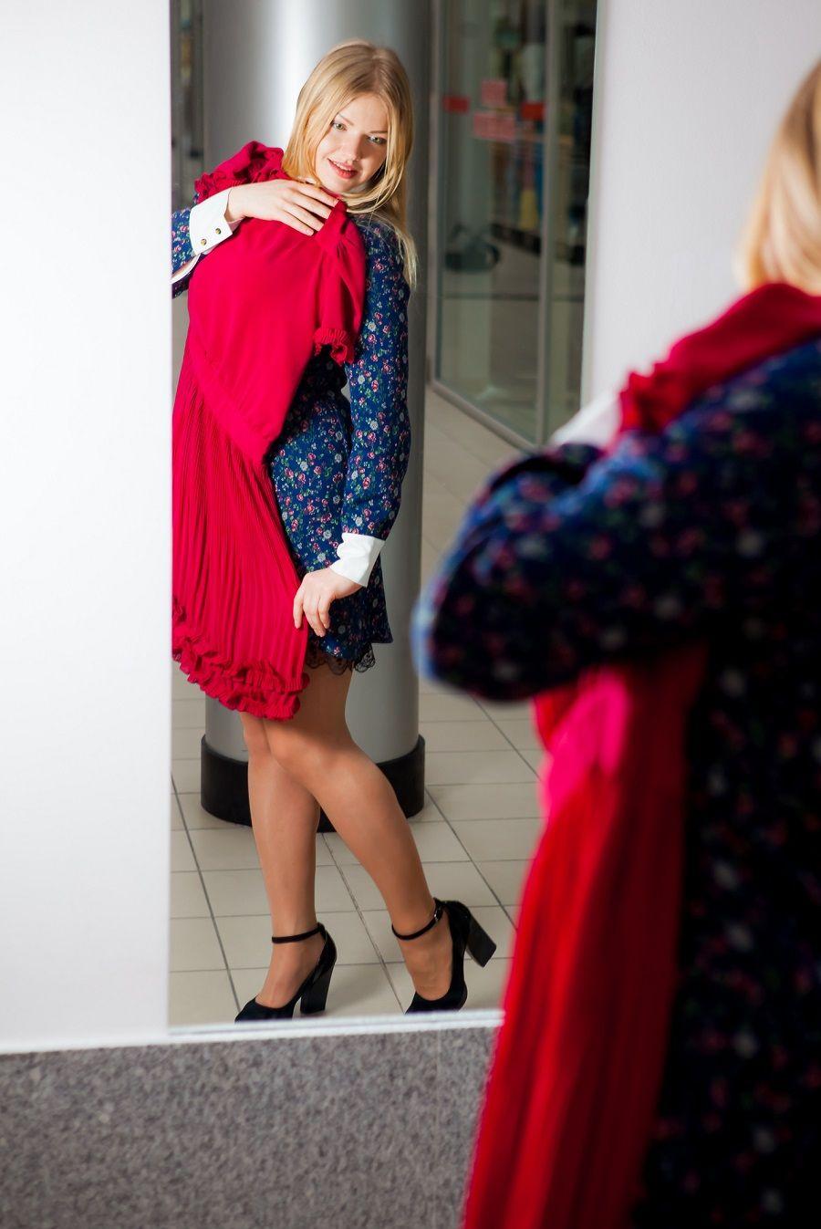 try dress