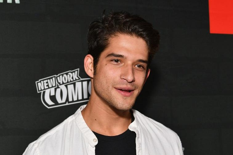 Tyler Posey attends the Heroes After Dark event during the 2017 New York Comic Con on October 6, 2017 in New York City.