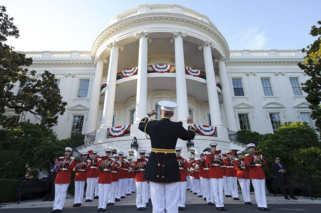 White House Marine Band