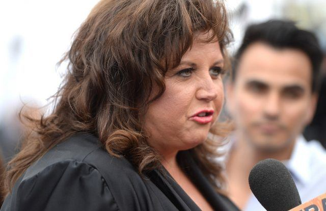 Tv personality Abby Lee Miller attends the 2013 NewNowNext Awards