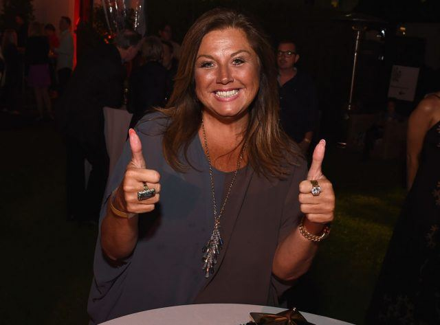 Abby Lee Miller attends the Opening Night Party during the 2017 Los Angeles Film Festival