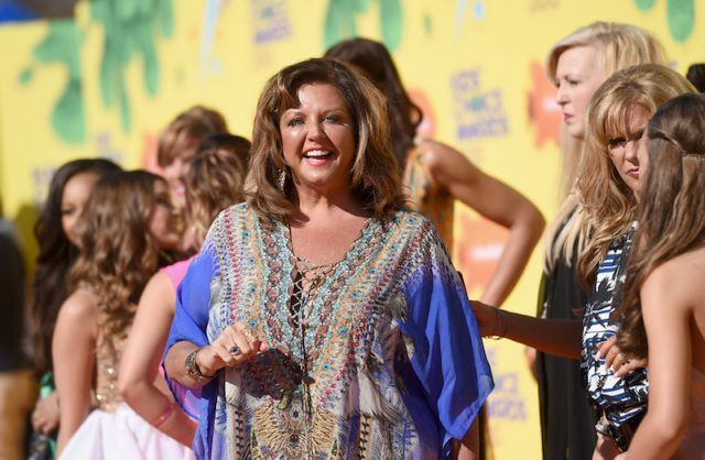 Abby Lee Miller at an event.